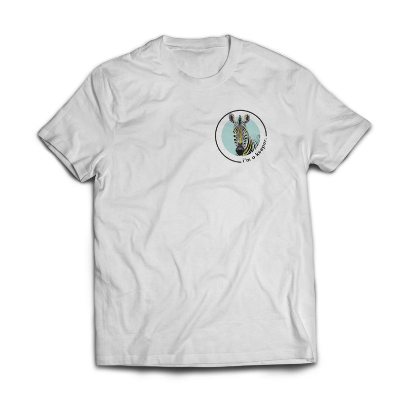 Lydia French 'I'm a Keeper' T-shirt