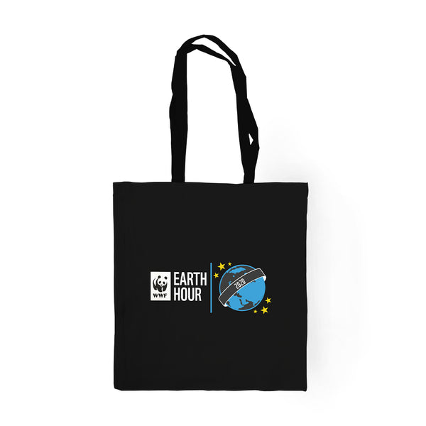 Earth Hour 2020 Tote Bag