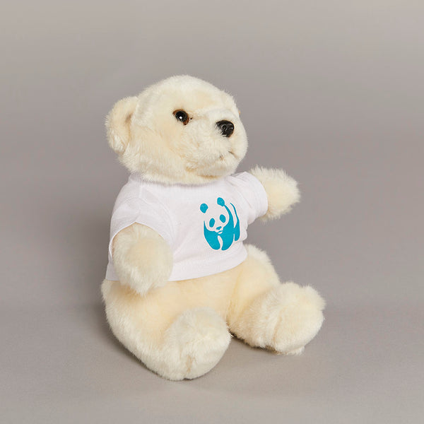 Earth Hour Polar Bear in T-shirt