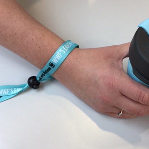 Earth Hour Wristband