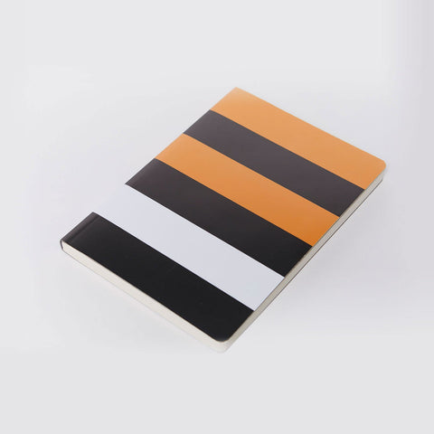 Tiger Stripe Deluxe Notebook