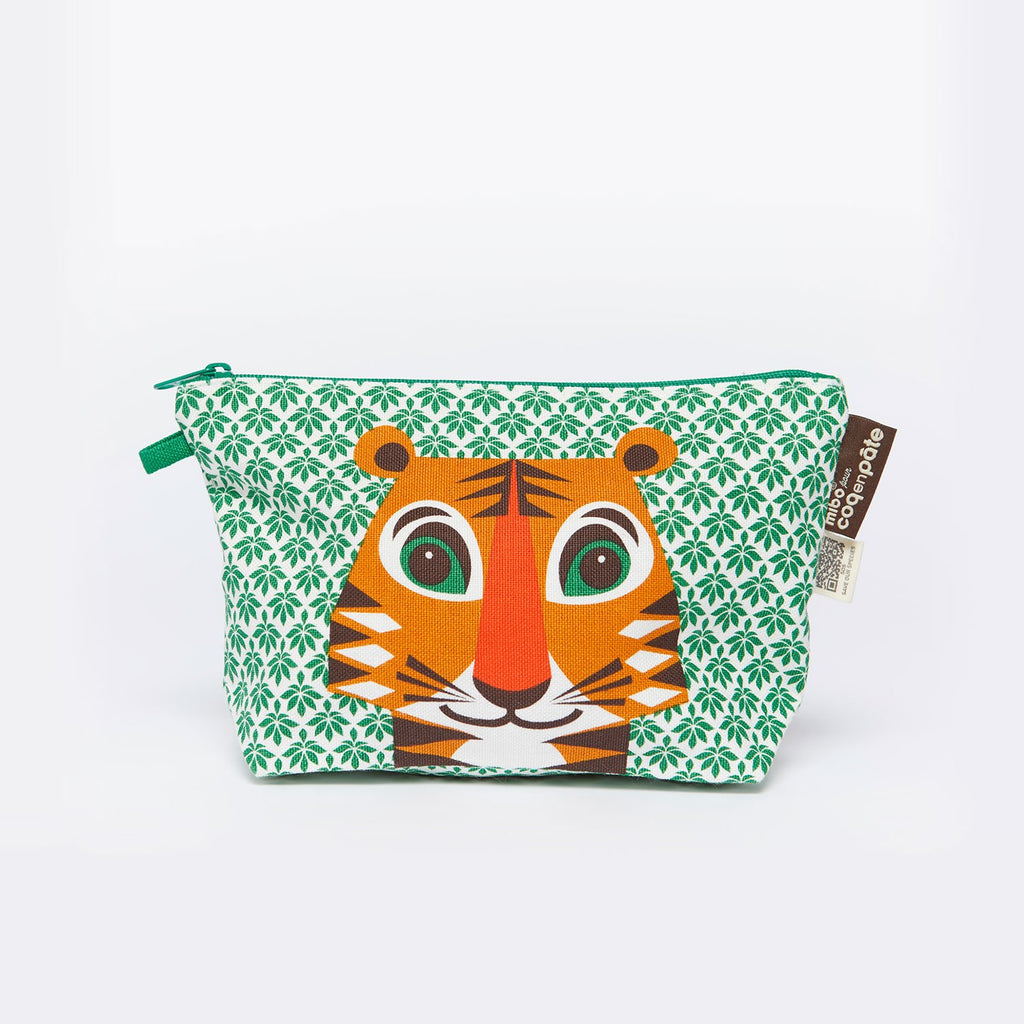 Roary Tiger Pouch