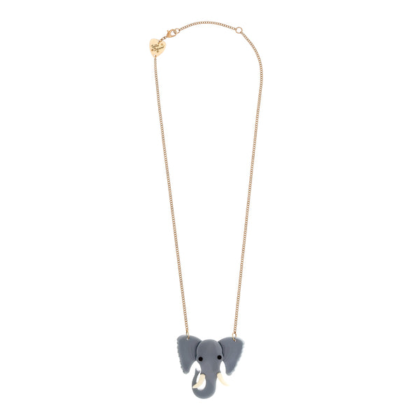 Tatty Devine Elephant Necklace