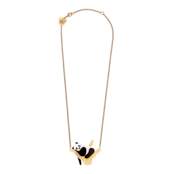 Tatty Devine Panda Necklace