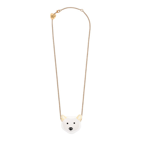 Tatty Devine Polar Bear Necklace