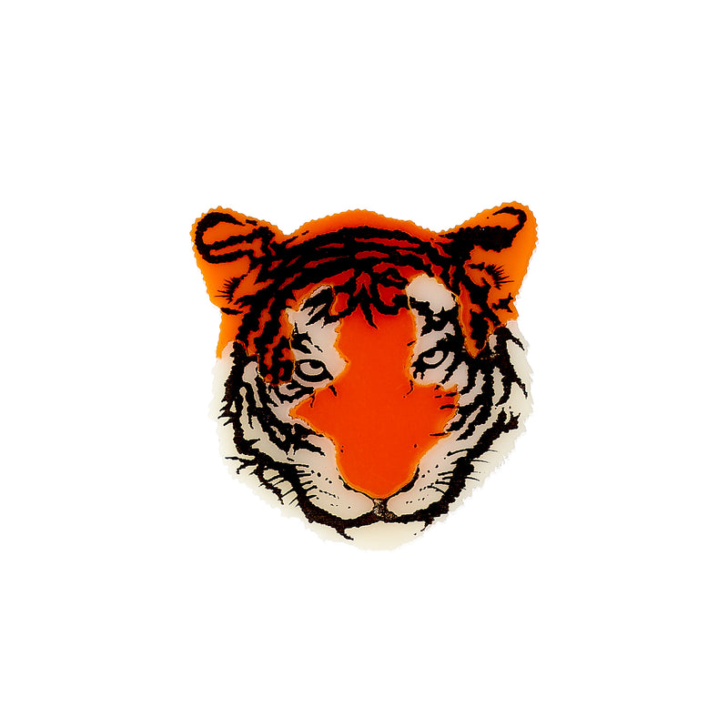 Tatty Devine Tiger Brooch