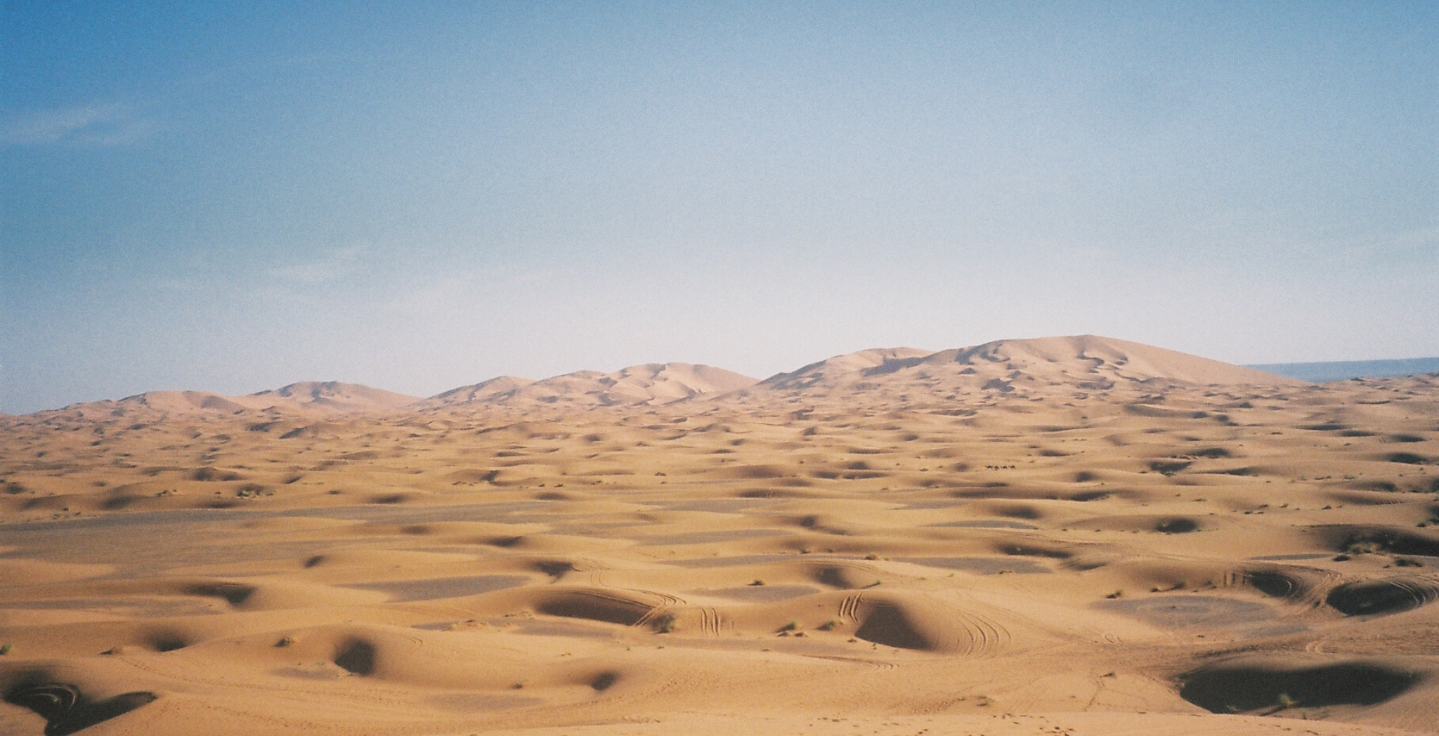 Morocco on film the Sahara Desert