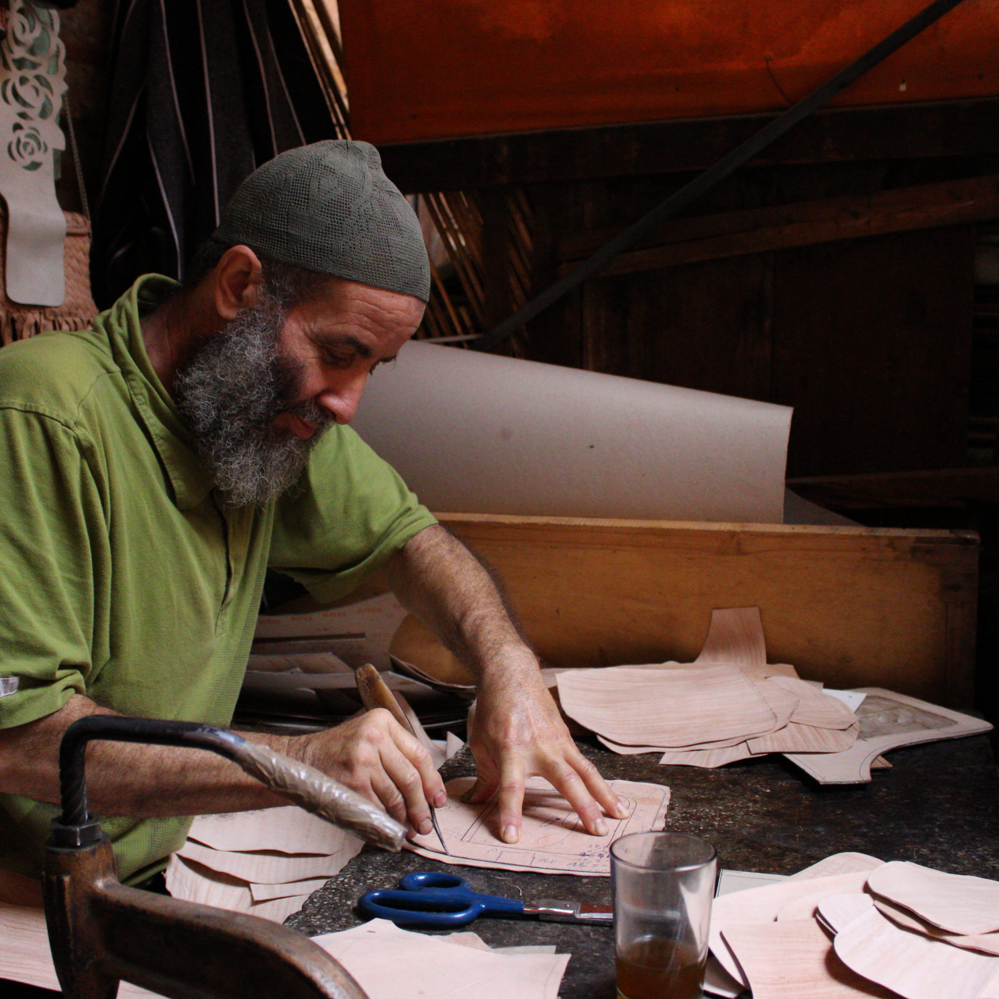 Ethically Handmade Moroccan Leather Bags & Accessories ~ Meet the Makers