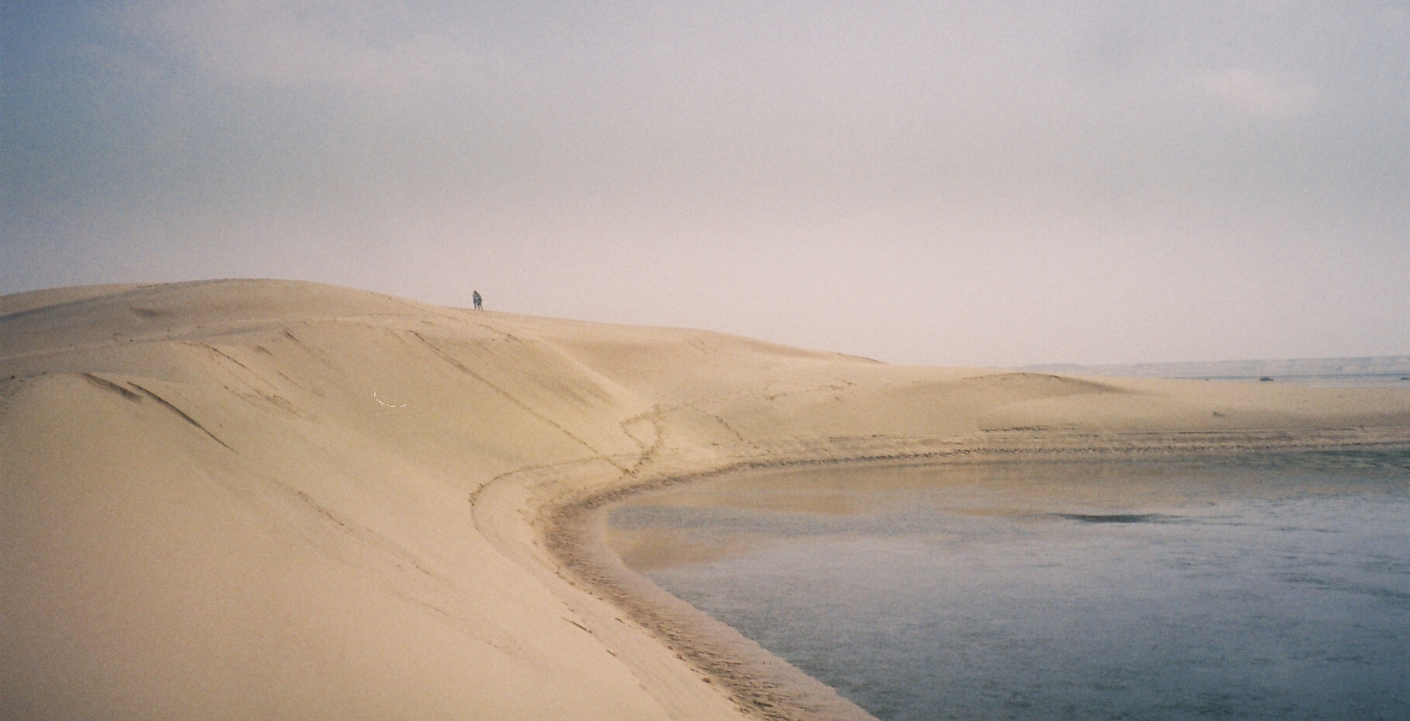 Morocco on film, Dakhla White Dunes
