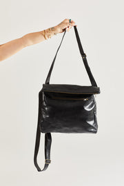 Timmy Leather Tote | Backpack