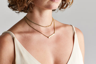 WATOTO CHOKER CHAIN - LOST LITTLE ONE