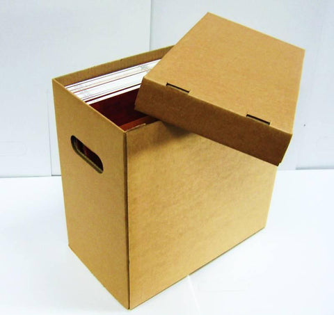 "12"" Vinyl LP Record Storage Boxes"