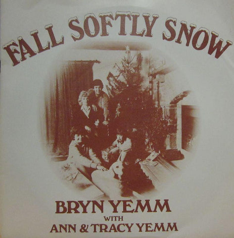 "Bryn Yemm-Fall Softly Snow/Even Song-Bay Records-7"" Vinyl"