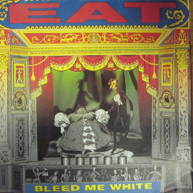 "Eat-Bleed Me White-Fiction-7"" Vinyl"