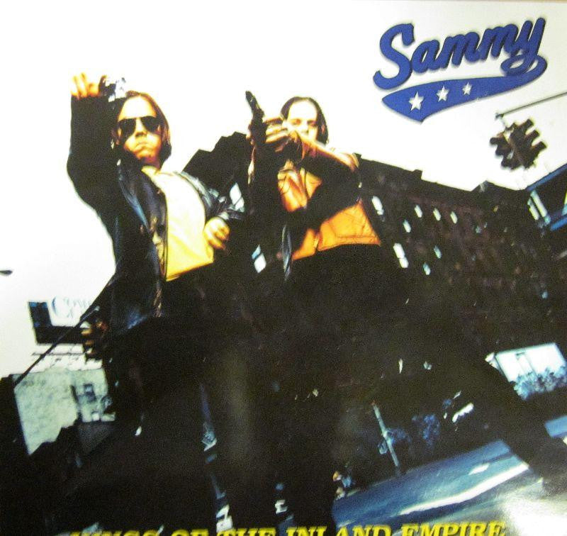 "Sammy-Kings Of The Inland Empire-Fire-7"" Vinyl"