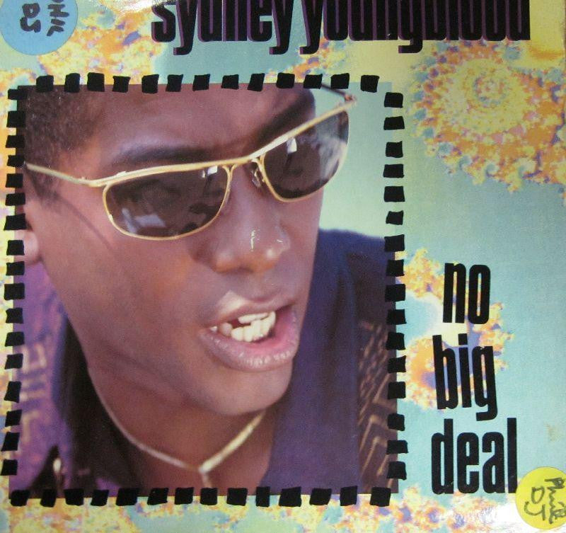 "Sydney Youngblood-No Big Deal-RCA-7"" Vinyl"