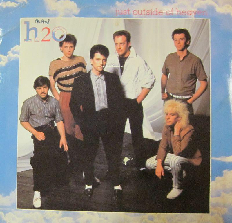 "H20-Just Outside Of Heaven-RCA-7"" Vinyl P/S"