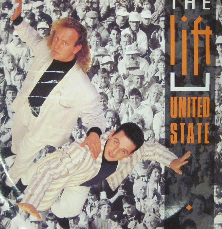 "The Lift-United State-Magnet-7"" Vinyl"