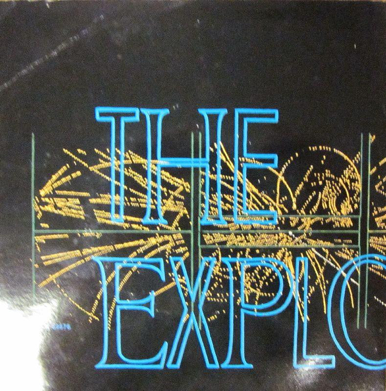 "The Explorers-Lorelei-Virgin-7"" Vinyl"