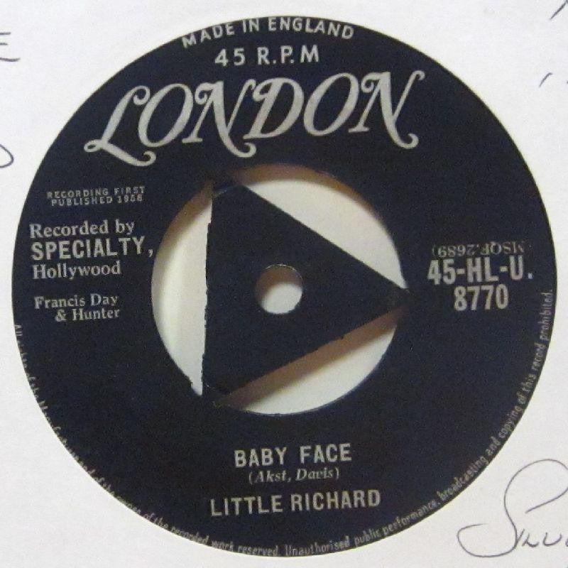 "Little Richard-Baby Face-London-7"" Vinyl"