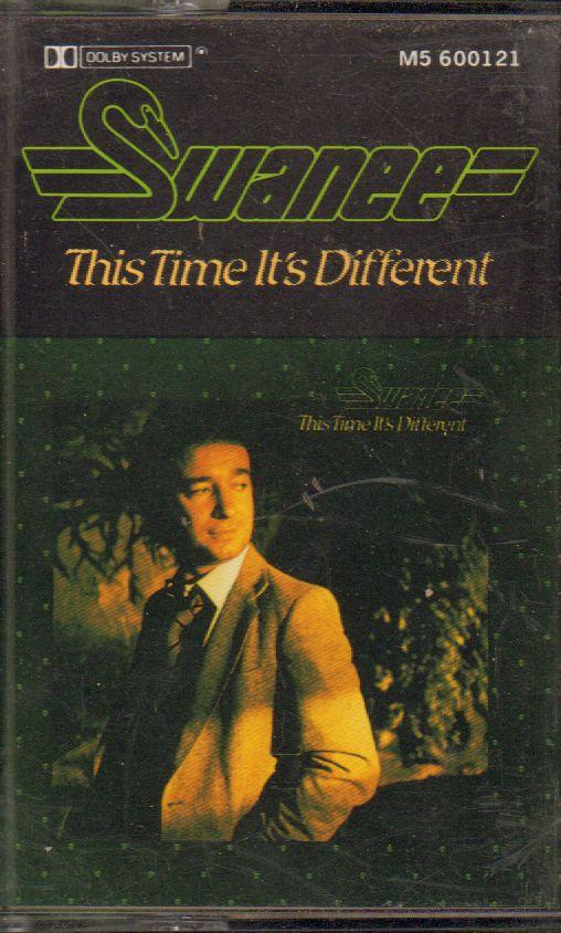 Swanee-This Time It's Different-Cassette