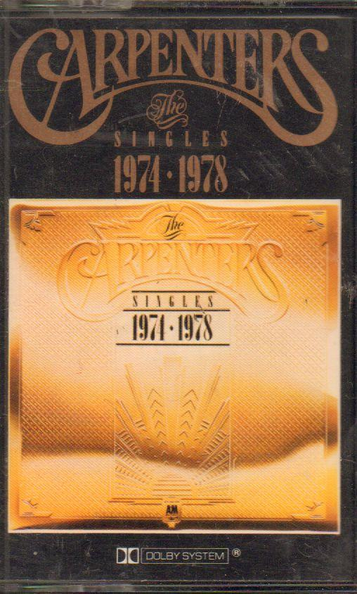 Carpenters-The Singles 1974-78-Cassette