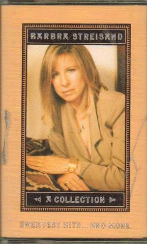 Barbra Streisand-A Collection Greatest Hits-Cassette