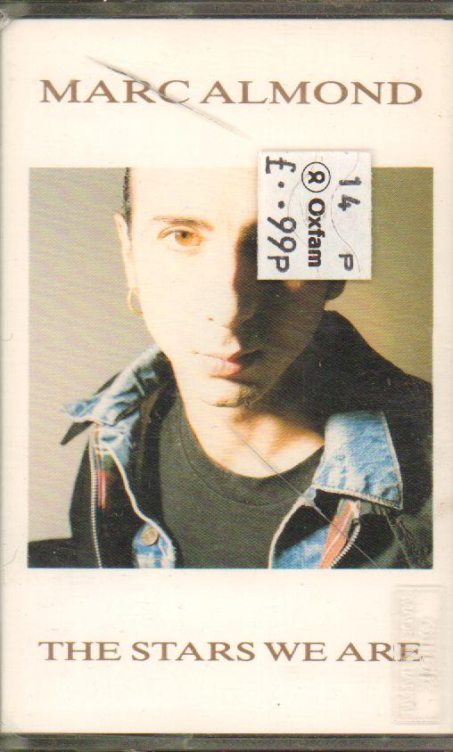 Marc Almond-The Stars We Are-Cassette