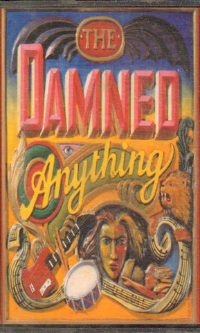 Damned-Anything-Cassette