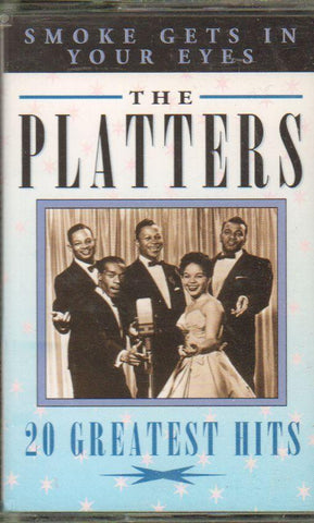 The Platters-20 Greatest Hits-Cassette