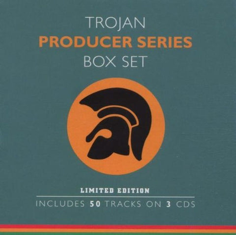 Trojan Producer Series Box Set-Trojan-3CD Album Box Set
