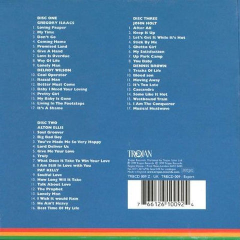 Trojan Jamaican Superstars Box Set-Trojan-3CD Album Box Set-New & Sealed