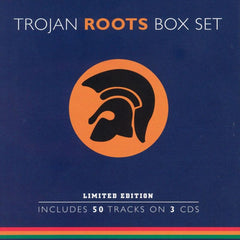 Trojan Roots Box Set-Trojan-3CD Album Box Set