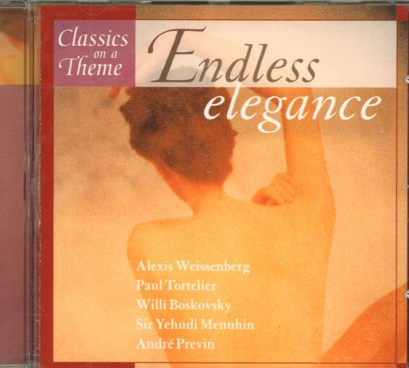 Various Composers-Endless Elegance-CD Album