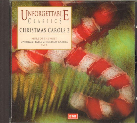 Bach-Unforgettable Christmas Carols 2-CD Album