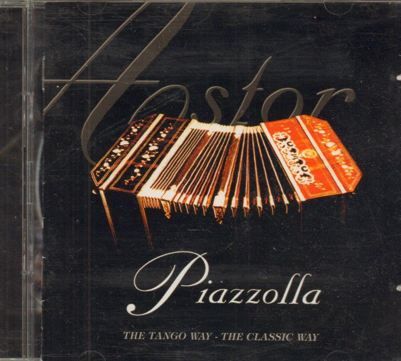 Astor Piazzolla-Tango Way, The - The Classic Way-CD Album
