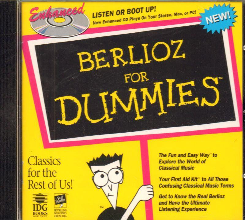 Berlioz-Berlioz For Dummies-CD Album