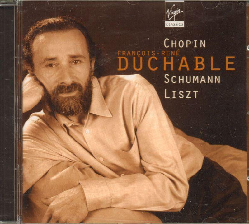 Chopin-Duchable Plays-CD Album