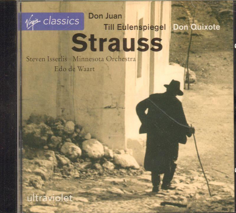 Isserlis-Strauss: Don Quixote/ Don Ju-CD Album