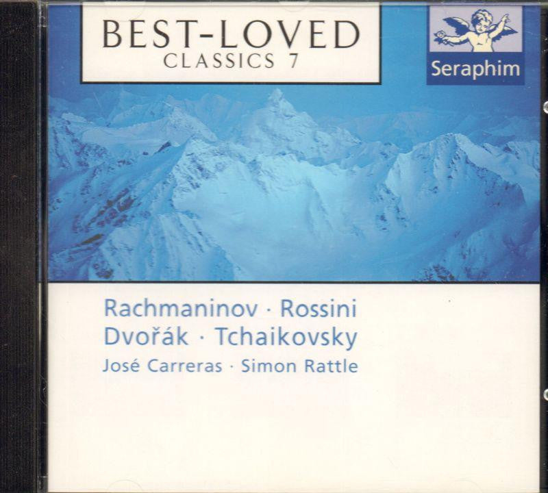 Various Composers-Best Loved Classics 7-CD Album