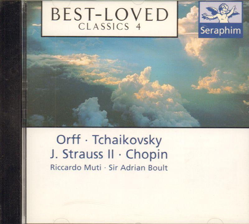 Various Composers-Best Loved Classics 4-CD Album