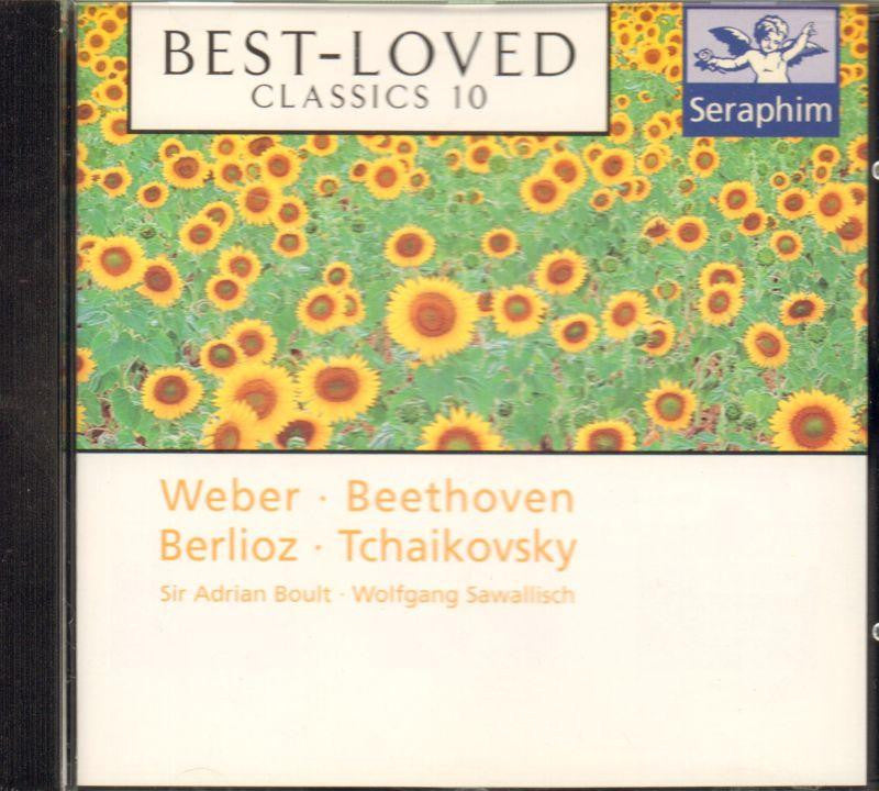 Various Composers-Best Loved Classics 10-CD Album