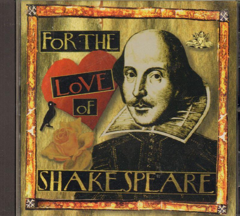 Groves-For The Love Of Shakespeare-CD Album