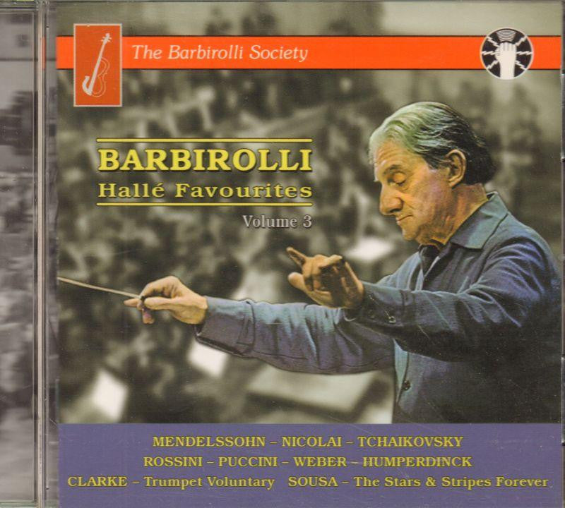 Various Composers-Halle Favourites: Selected Works For Orchestra-CD Album