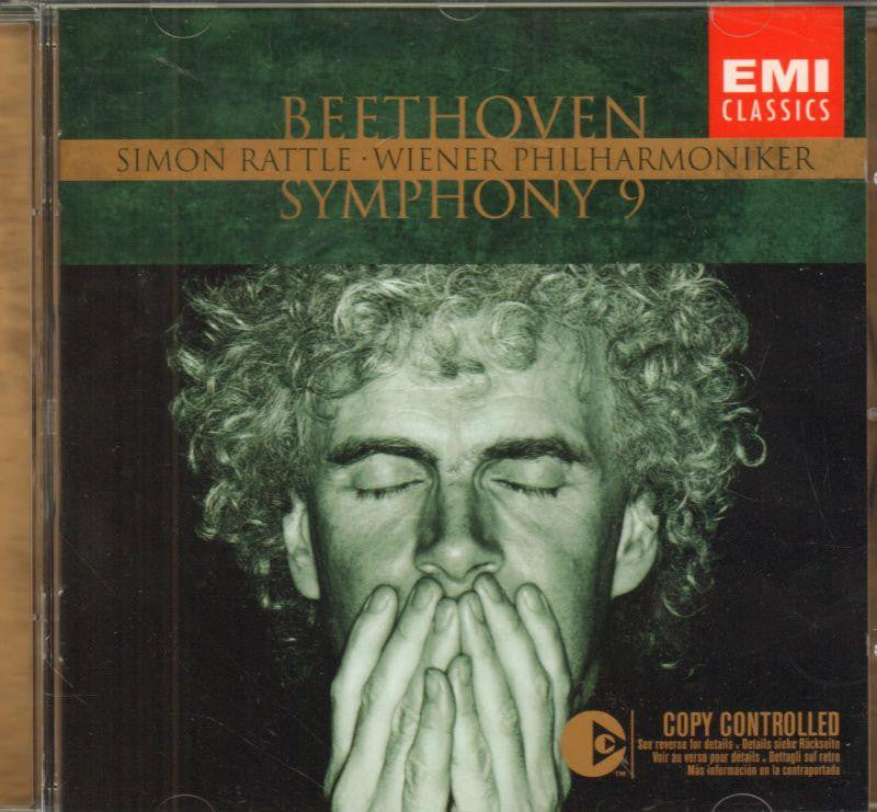 Vienna Philharmonic Orchestra-Beethoven: Symphony No. 9-CD Album