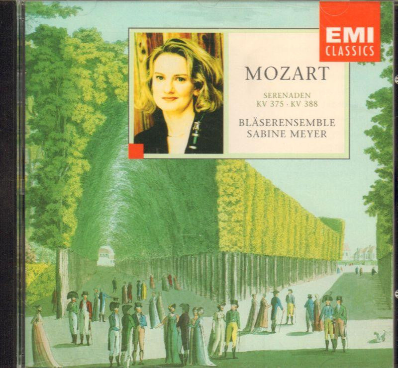 Mozart-Serenades Nos 11 & 12 (Meyer)-CD Album
