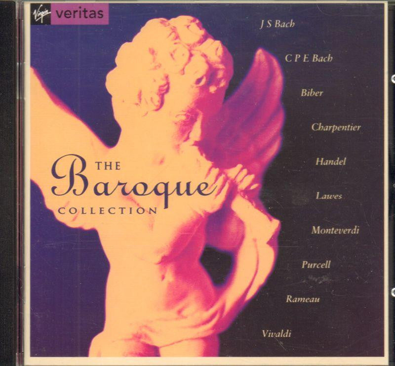 Various Composers-The Baroque Collection-CD Album