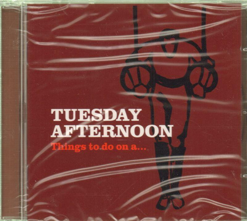 Tuesday Afternoon-Things To Do On A-CD Album