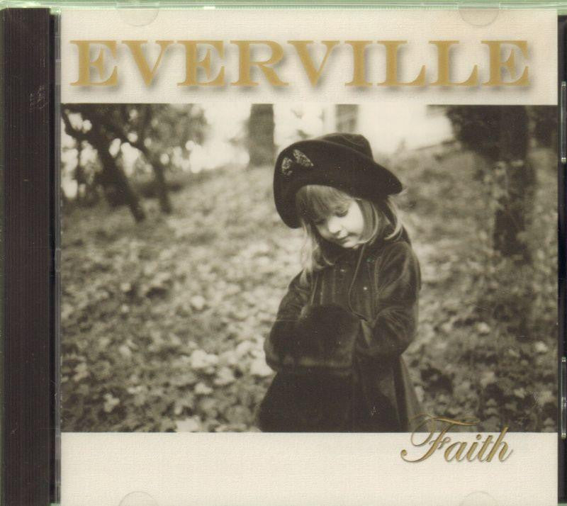 Faith-Everville-CD Album