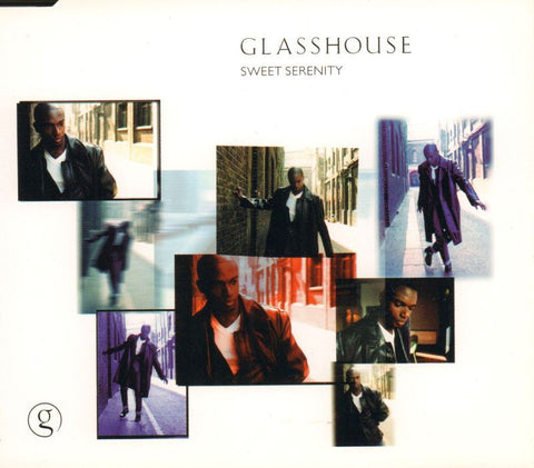 Glasshouse-Sweet Serenity-CD Single